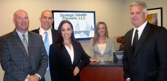 strategic wealth planners team